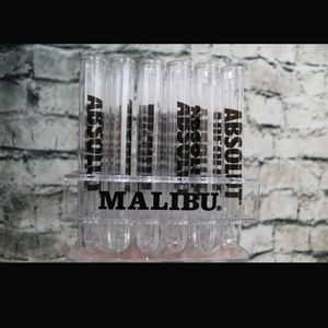 101 piece test tube shot glass set